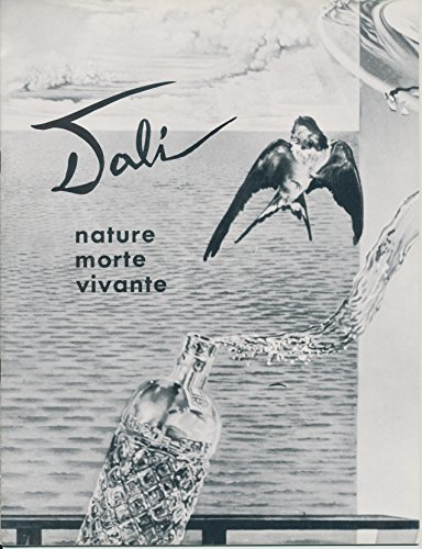 Nature Morte Vivante. Salvador Dali, 1956. Fine Arts Publication Number Four par The Reynolds Morse Foundation