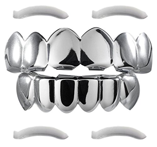 dentier-grillz-plaque-or-blanc-24-carats-avec-2-barres-de-moulage-supplementaires