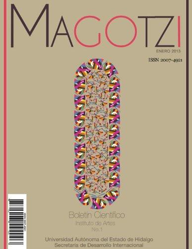 Boletín Científico - Magotzi No.1 por Miguel Ángel Ledezma Campos