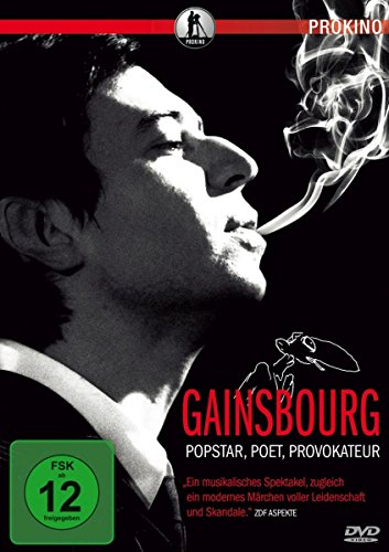 Bild von Gainsbourg – Popstar, Poet, Provokateur