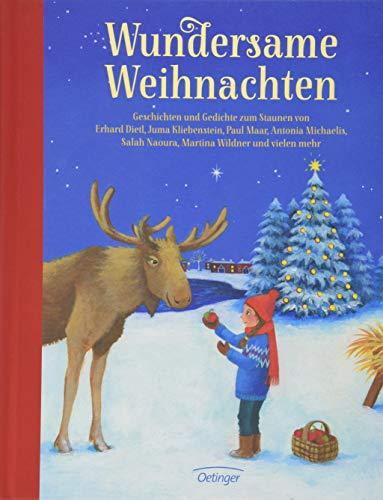 Wundersame Weihnachten: Geschichten und Gedichte zum Staunen von Erhard Dietl, Martina Wildner, Antonia Michaelis, Salah Naoura, Paul Maar und vielen mehr