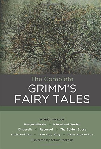 Grimm, J: The Complete Grimm's Fairy Tales (Chartwell Classics)