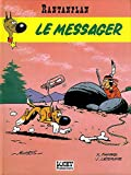 Rantanplan, tome 9 - Le Messager