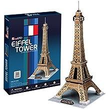 CubicFun - Puzzle 3D Torre Eiffel (771C044)