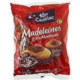 Ker Cadélac 16 Madeleines Extra Moelleuses Marbrées Chocolat 400 g