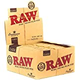 SCORIA® King Size RAW CLASSIC Rolling Paper Full Box Pack Of 50 (1600 Leaves)