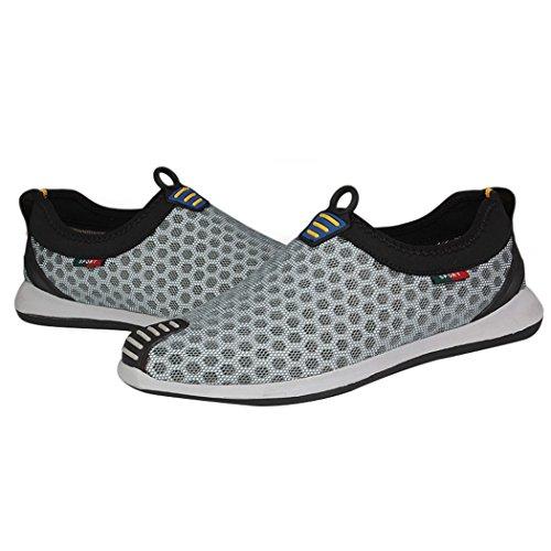 WALK-LEADER , Chaussures aquatiques pour homme Gris