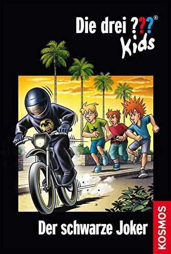 Die drei ??? Kids, Band 55, Der schwarze Joker (drei Fragezeichen Kids)