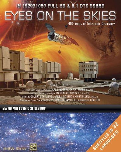 Eyes on the skies - 60 min cosmic slideshow ( 1080 Full HD * 5.1 DTS Sound ) [Blu-ray] -