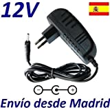 Cargador Corriente 12V Reemplazo Tablet AIRIS OnePAD 1100x2 TAB11D Recambio Repl