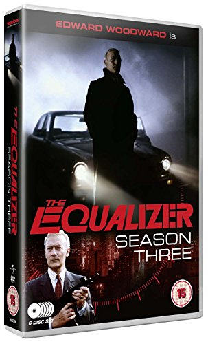 The Equalizer - Season Three [DVD] [UK Import] - Equalizer Dvd-the