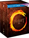 The Hobbit Trilogy (Limited Edition with Bilbo's Journal) [Blu-ray 3D + Blu-ray] [2012] [Region Free]...