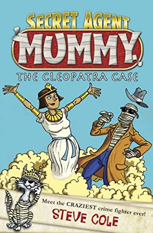 book cover of The Cleopatra Case