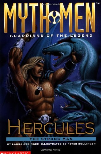 Hercules the Strong Man (Myth Men: Guardians of the Legend)