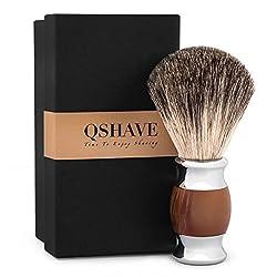 QShave Brocha de afeitar...