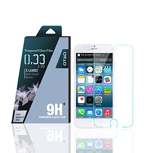 OTAO Apple Iphone 6 Plus 6s più temperato vetro Screen