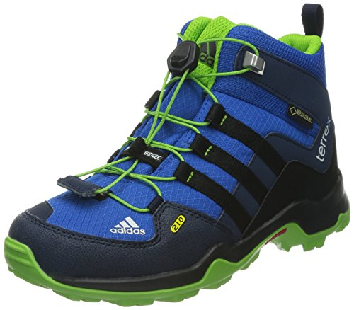 Adidas Outdoor Bekleidung Terrex Mid Gtx K Blubea/cblack/sesogr, Größe Adidas:4