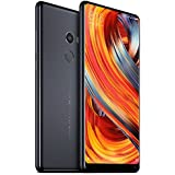 Xiaomi Mi Mix 2, Tempered Glass, Azzil Premium Real 2.5D 9H Anti-Fingerprints & Oil Stains Coating Hardness Screen Protector Guard For Xiaomi Mi Mix 2