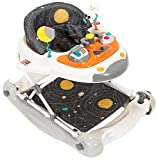 My Child Space Shuttle 2 in 1 Walker Rocker, Cosmic Grey