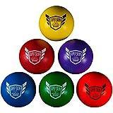 """Franklin Sports 6 Pack of 6"""" Superskin Dodge Balls"""