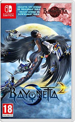 Bayonetta 2 + Código de descarga para Bayonetta 1 (precio: 49,90€)