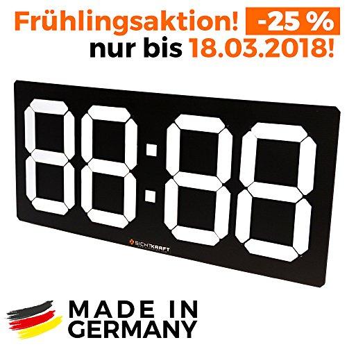 Preisvergleich Produktbild SICHTKRAFT Spielstandsanzeige GS4D Anzeigetafel,  Mechanisch,  Wetterfest,  Sichtbarkeit über 100m. Fußball,  Handball,  Basketball.