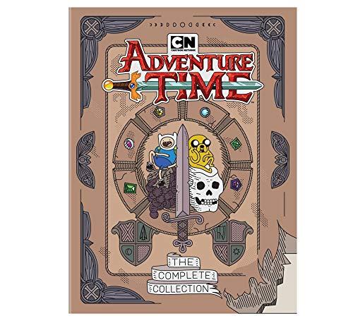 Dvd - Adventure Time: Complete Series (22 Dvd) [Edizione: Stati Uniti] (1 DVD)