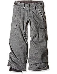 Burton Exile Cargo 10150102188 - Pantalón de snowboard para chico (talla S), color gris claro