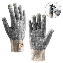 Winterhandschuhe Strick