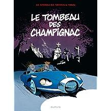 Le Spirou de ... - tome 3 - Le Tombeau des Champignac (réédition)