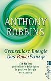 Grenzenlose Energie - Das Powerprinzip: Wie Sie Ihre persönlichen Schwächen in positive Energie verwandeln (German Edition)