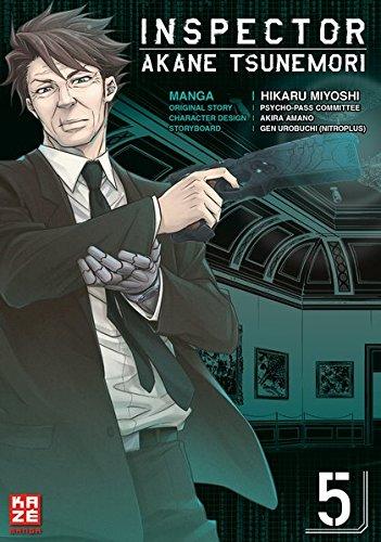 Inspector Akane Tsunemori (Psycho-Pass) 05