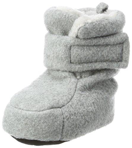 Sterntaler Unisex Baby Stiefel, Grau (Silber-Melange 542), 15/16 EU (Herbst Schuhe Baby)