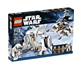 LEGO Star Wars Hoth Wampa Cave Baukasten?-Spiele Bau (Mehrfarbig, 7Jahr (S), Film, 12Jahr (E)) - LEGO