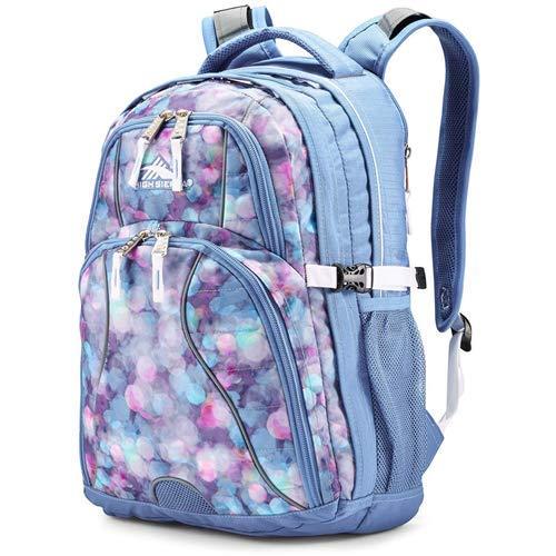 0d7156ddc High Sierra Swerve Laptop Backpack, Shine Blue/Lapis/White