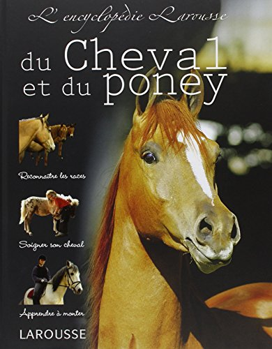 L'encyclopédie du cheval et du poney par Sandy Ransford