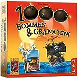 999 Games - 1000 Bommen & Granaten! Dobbelspel - vanaf 8 jaar - Een van de beste spellen van 2018 - Haim Shafir - Push your l