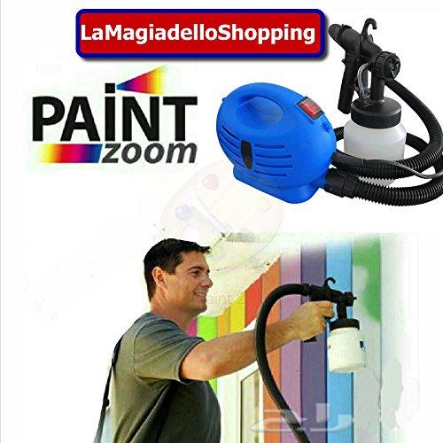 Paint Zoom pistola pulverizadora profesional para barnizar paintzoom Pintura Casa