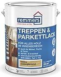 Remmers Aidol Treppen- & Parkettlack - farblos seidenglänzend 2,5ltr