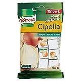 Knorr  Magia Di Aromi Cipolla - 16 confezioni da 10 pezzi da 3.5 g [160 pezzi, 560 g]