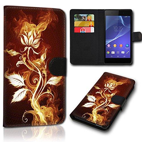sw-mobile-shop Book Style Wiko Tommy 2 Tasche Flip Brieftasche Handy Hülle Kartenfächer für Wiko Tommy 2 - Design Flip SVH1165