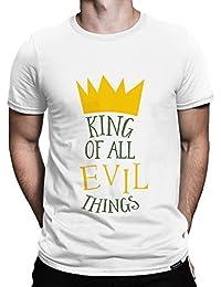 Feranoid Men's Cotton White Printed T-Shirt_mens T Shirt For Men_t Shirts For Men_t Shirt_Tshirt For Men