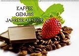Kaffee Genuss Jahreskalender (Wandkalender 2019 DIN A2 quer): Ein wundervoller Küchenkalender für alle Genießer des Kaffees (Monatskalender, 14 Seiten ) (CALVENDO Lifestyle)