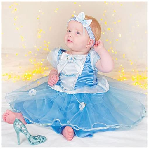 Travis-designs-Baby-Disney-Princess-Cinderella-Girls-Fancy-Dress-Party-Costume