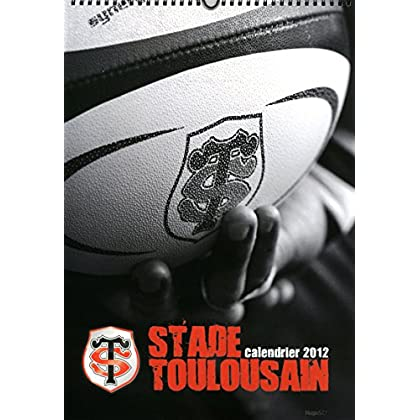 CALENDRIER MURAL STADE TOULOUSAIN 2012