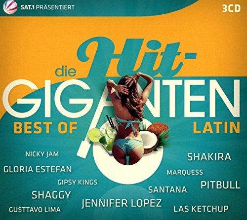 Die Hit Giganten Best of Latin (Latin Musik)