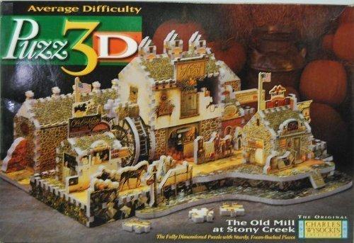 Dornröschen Schloss 224 Teile MB Spiele 8+ Puzz 3D Neu