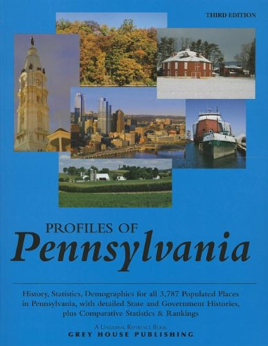 Profiles of Pennsylvania 2012