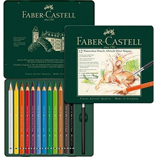 Faber Castell Albrecht Dürer Magnus watercolour pencil, tin of 12