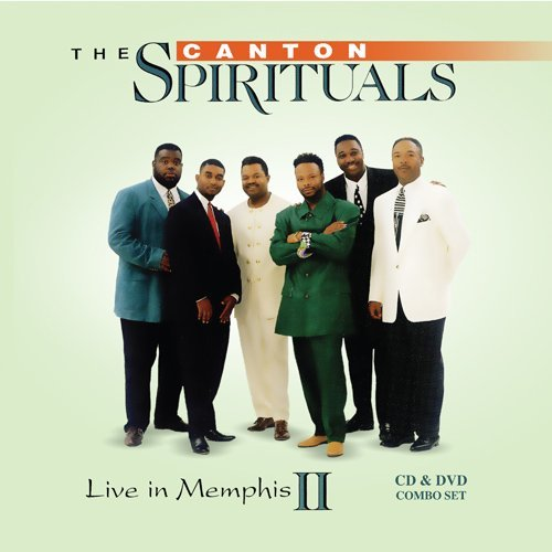 Live in Memphis II by Canton Spirituals (2015-08-03)